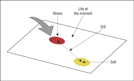 Pictorial Representation of Illness and Self Measure