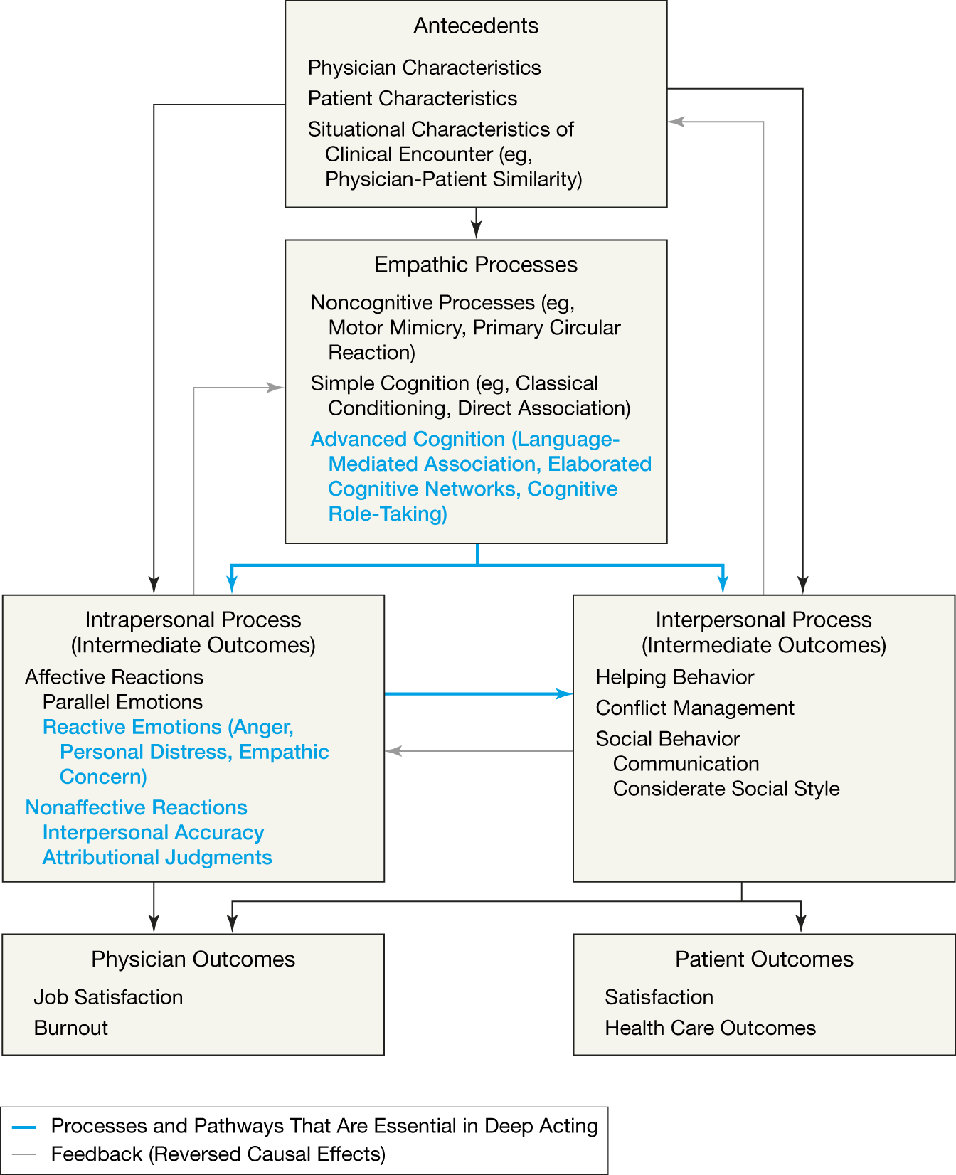 A Process Model Of Clinical Empathy View LargeDownload