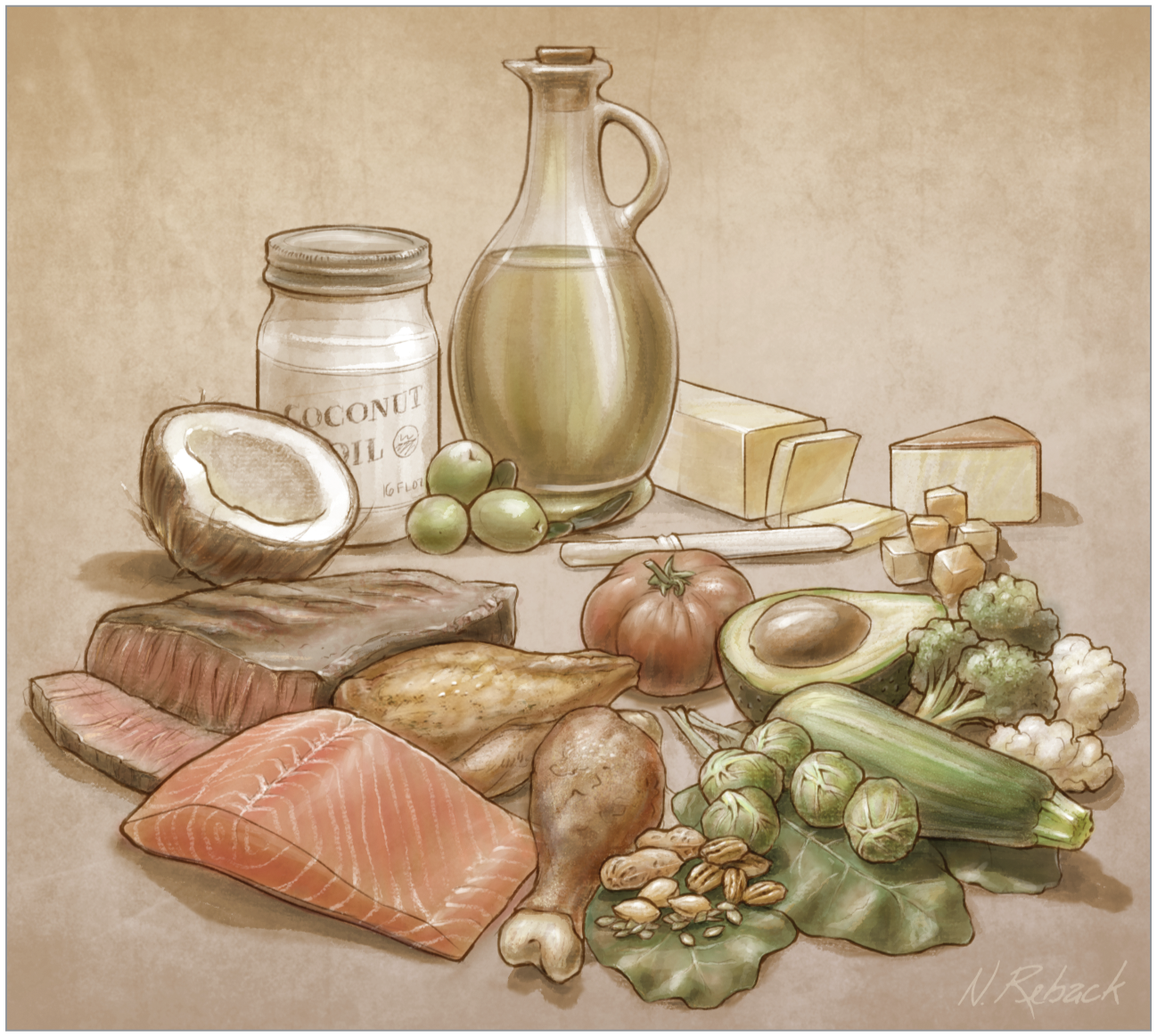 Interest in the Ketogenic Diet Grows