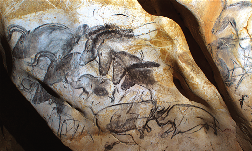 chauvet cave paintings meaning